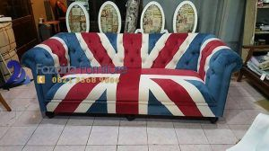 Kursi Sofa Chesterfield