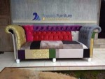 Kursi Sofa Depan Tv Warna Warni