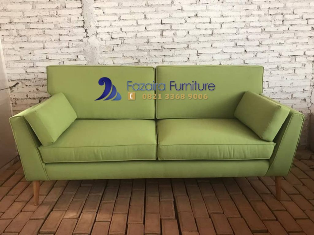 Sofa 2 Seater Minimalis Model Baru
